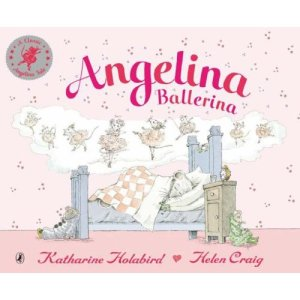 Cover of the Angelina Ballerina book