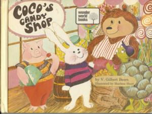 Cover for Coco's Candy Shop